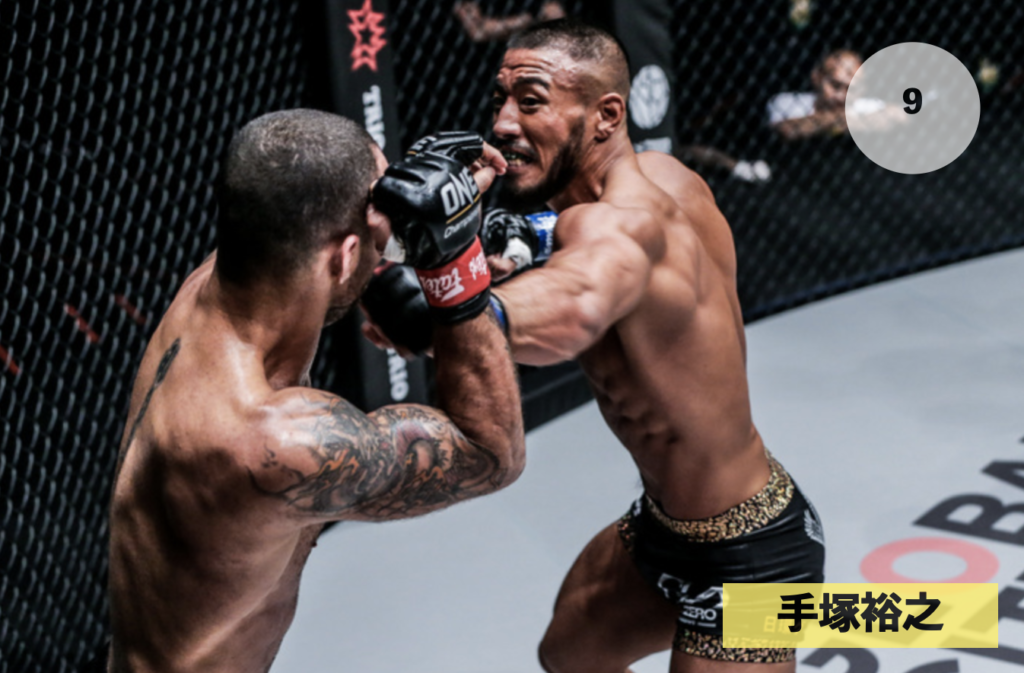 令和】日本最強の総合格闘家ランキング|パウンド・フォー・パウンド ...